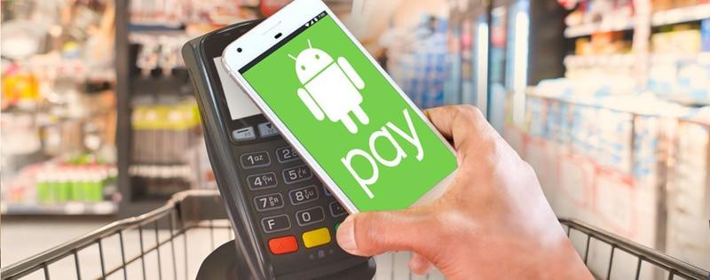 Настроить бесконтактную оплату на телефоне Сбербанк