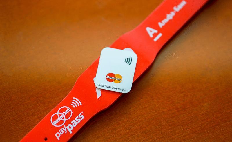 браслет бесконтактной оплаты Альфа-Банк