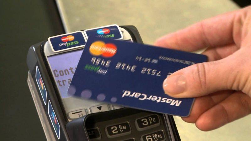 как оплачивать бесконтактной картой