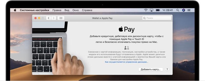 Оплата Айфоном вместо карты