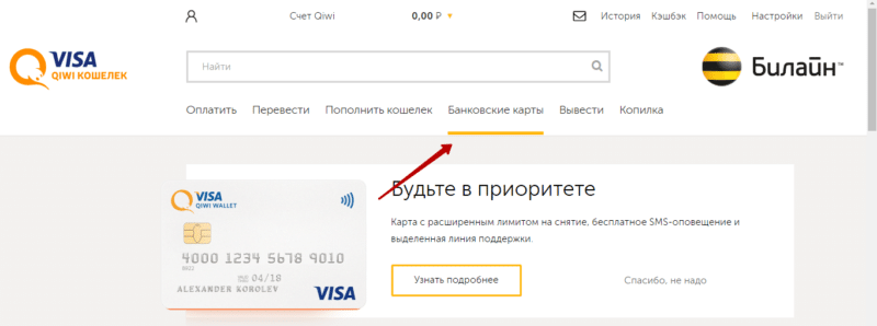 Можно ли пополнить Киви кошелек с кредитной карты Сбербанка