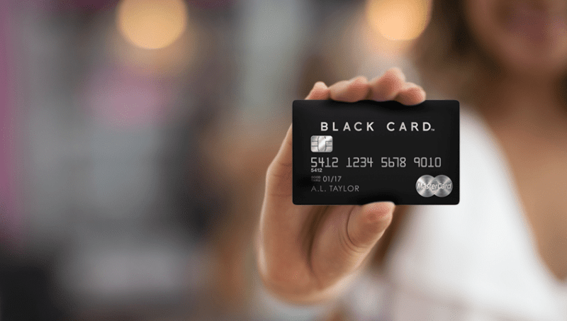 Mastercard World Black Edition Сбербанк