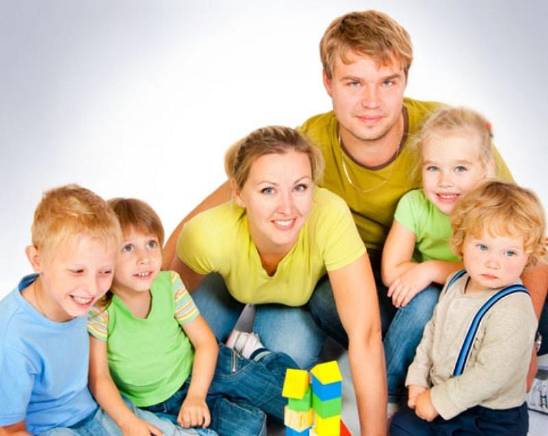 Налоговые льготы многодетных семей