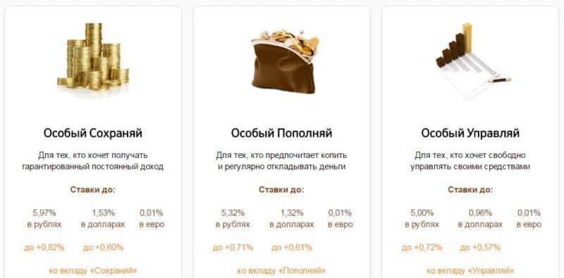 Особый Сохраняй Сбербанк Премьер
