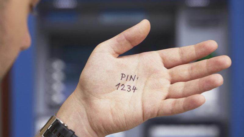 как узнать ПИН-код карты Альфа-Банка