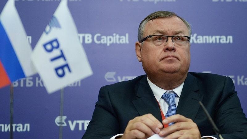 санкции против ВТБ
