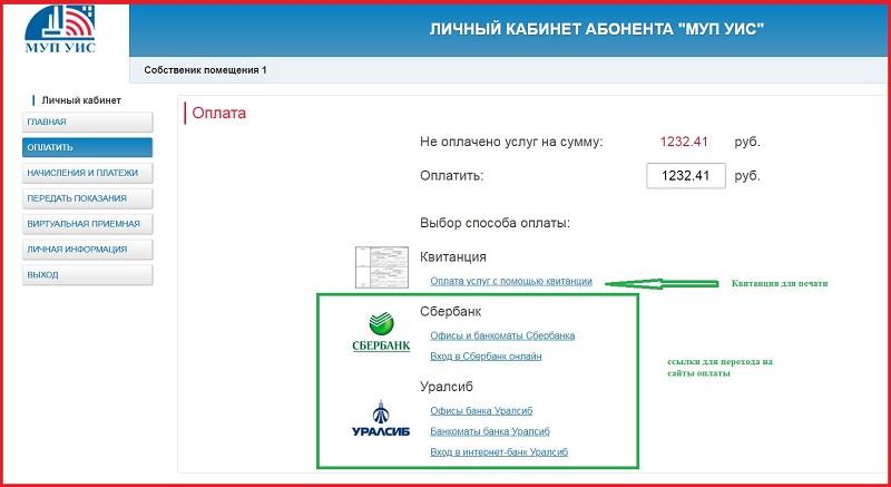 Уралсиб оплата сотовой связи